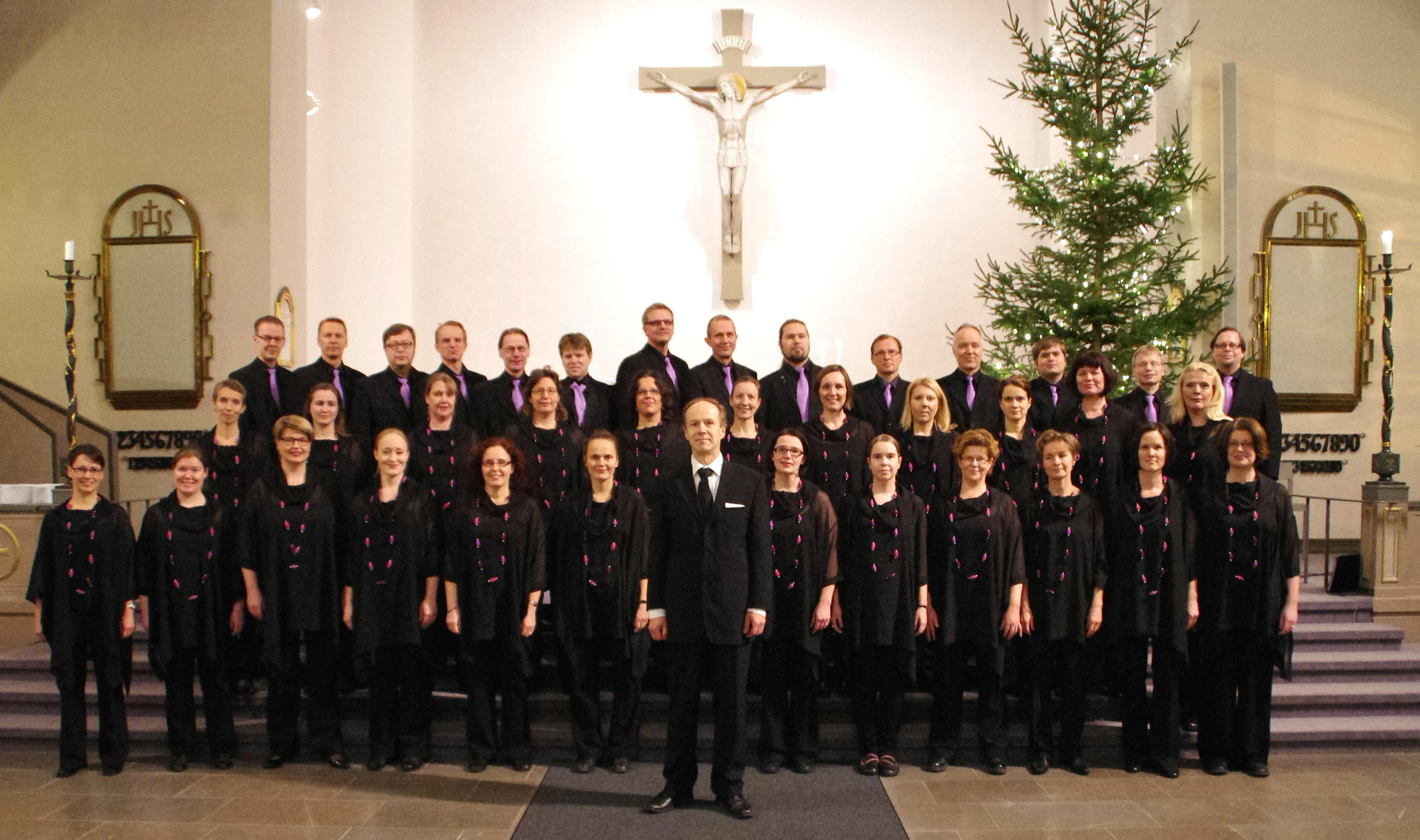 Cantabile-kuoron joulukonsertti - Tule joulu! | Helsingin Uutiset